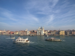 Goodbye beautiful Venice! Until next time...