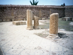 Public baths of Sbeitla