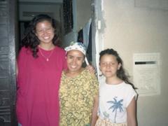 Becky, Noora & Anayah