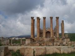 Temple of Artemis; Jerash