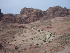 Petra has been a UNESCO World Heritage Site since 1985