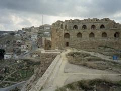 Crusader Castle in Kerak