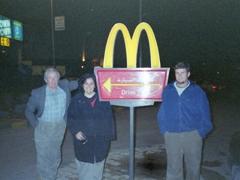 McDonald's in Amman!