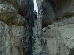 Siq al Barid (Cold Canyon); Little Petra