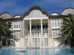 Eram Garden Palace, Shiraz