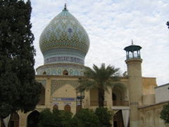 Mausoleum of Sayyed Mir Mohammed, Shiraz