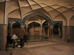 Ganjali Khan Bath Museum, Kerman