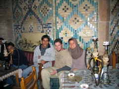 Chaykhaneh-ye Vakil, Kerman's best subterranean teahouse