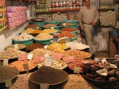 Bazaar merchant