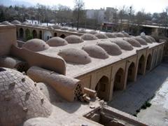 Domed complex, Shah Nematollah Vali Mausoleum, Mahan