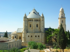 Mount Zion's Church of the Dormition; Jerusalem
