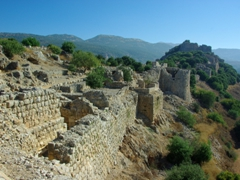 Nimrod Fortress was an unexpected delight, as we spent several hours exploring this amazingly preserved Crusader Castle nestled high in the Golan Heights