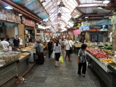 A stroll through Jerusalem's Mahaneh Yehuda Market is a must