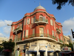 Tel Aviv is a bright and thriving metropolis, with gorgeous architecture