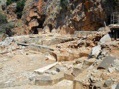 The Temple of Pan; Banias Nature Reserve