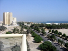 Fortunately for most expats working in Kuwait, housing is typically an apartment close to the ocean