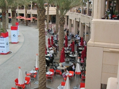 Front of Sharq Mall
