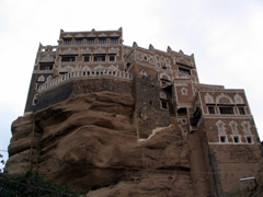Dar al-Hajar, the beautiful Rock Palace (Yemen's most famous!)