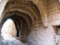 Entrance portal to Bayt Baws