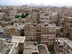 Picture perfect Sana'a, one of the most mesmerizing cities in all of the Middle East