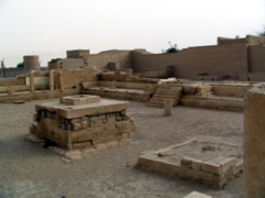 Temple of the Moon ('Arsh Bilqis), Marib