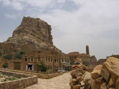 Fortress town of Thula