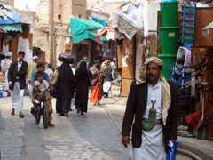 We really enjoyed exploring the nook and crannies of old Sana'a