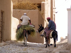 Traffic jam, Al-Hajarain