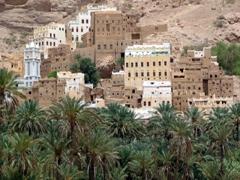 Gorgeous Wadi Douan village