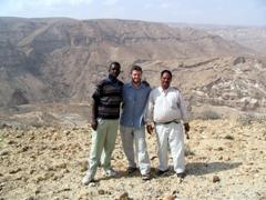 Abdul, Robby, and Abdalla