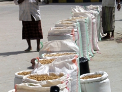 Spices for sale, Seyun