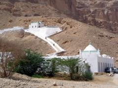 Tomb of Ahmad ibn 'Isa al-Muhajir, near Seyun