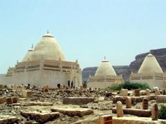 Religious tombs, Aynat