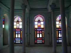 Interior of Al-Kaff Palace, Tarim