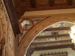 Interior view of Beiteddine Palace