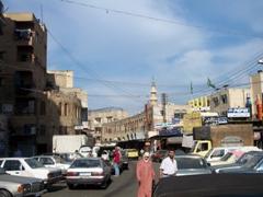 Tripoli street scene