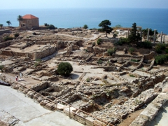 The UNESCO world heritage Phoenician city of Byblos is believed to be the oldest, continuously inhabited city in the world
