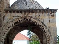 The medieval church of Saint John, Byblos