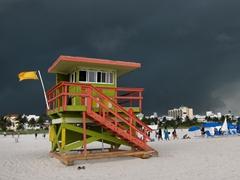 A storm is a brewin; Miami