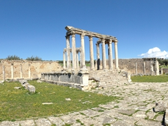Temple of Caelestis
