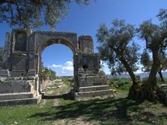 Arch of Alexander Severus