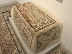 Tomb mosaics