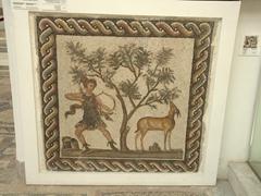 Artemis hunting a deer