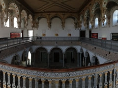 Upper floor view of the phenomenal Carthage Room