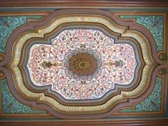 Ceiling in the d'Althiburos Room
