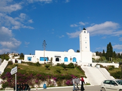Mosque of Sidi Bou Said
