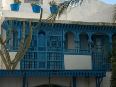 Window detail, Dar el-Annabi