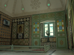 Prayer room section of Dar el-Annabi