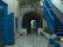 Another view of Dar el-Annabi mansion, not to be missed if visiting Sidi Bou Said!