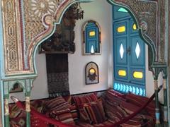 Bedroom in Dar el-Annabi